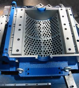 Fki granulator screens