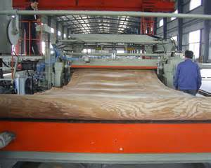 Veneer mill machine