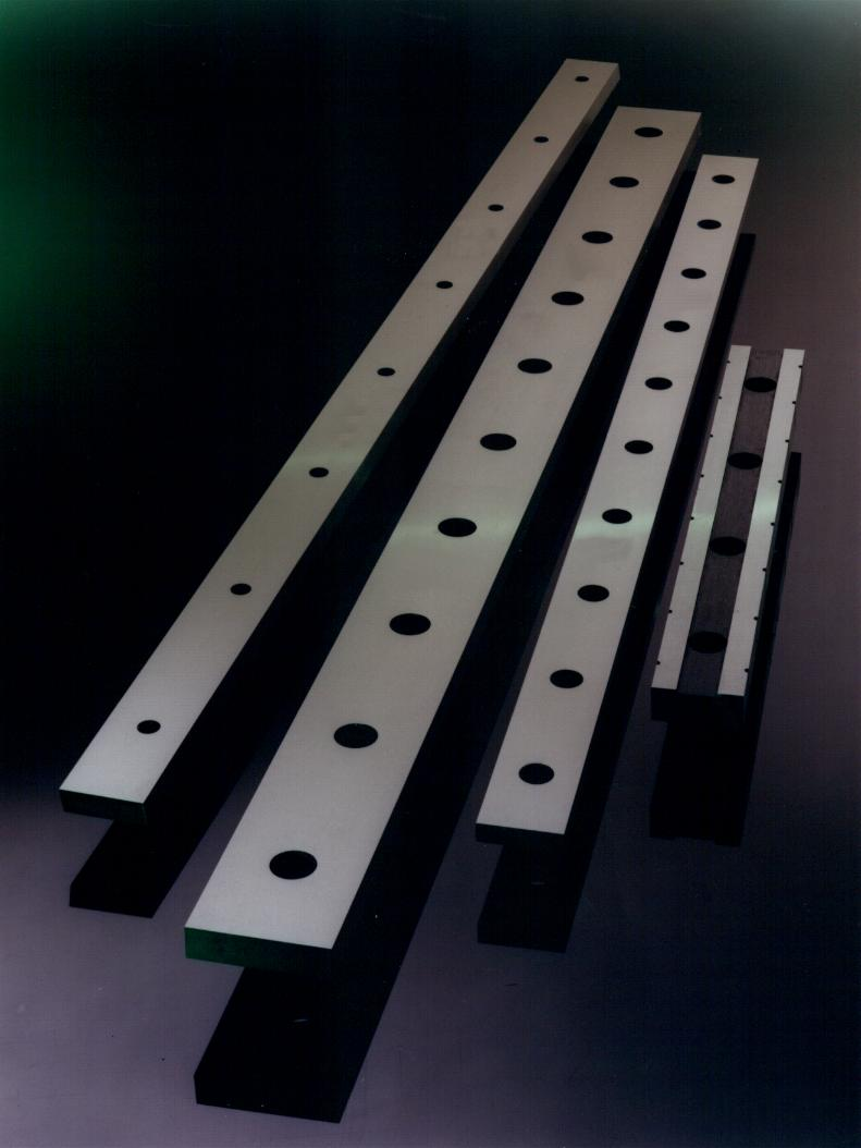 Metal Cutting Blades Amp Forming Shear Blades Slitter Blades