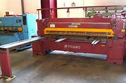 Wysong & Miles Shear Blades